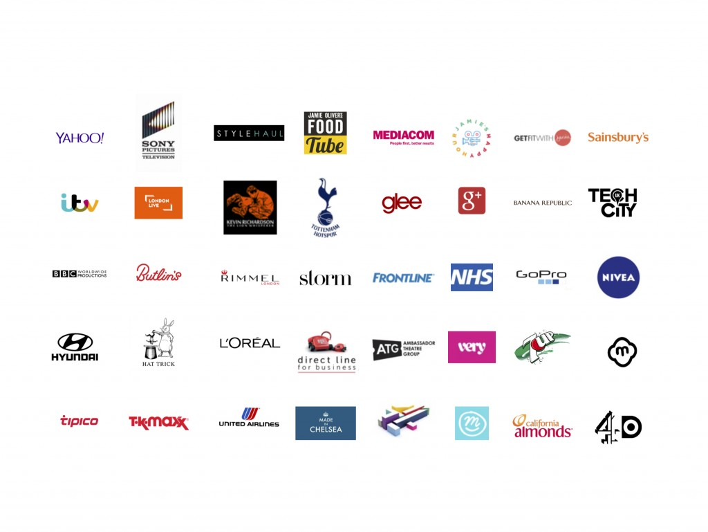 Clients and Brands